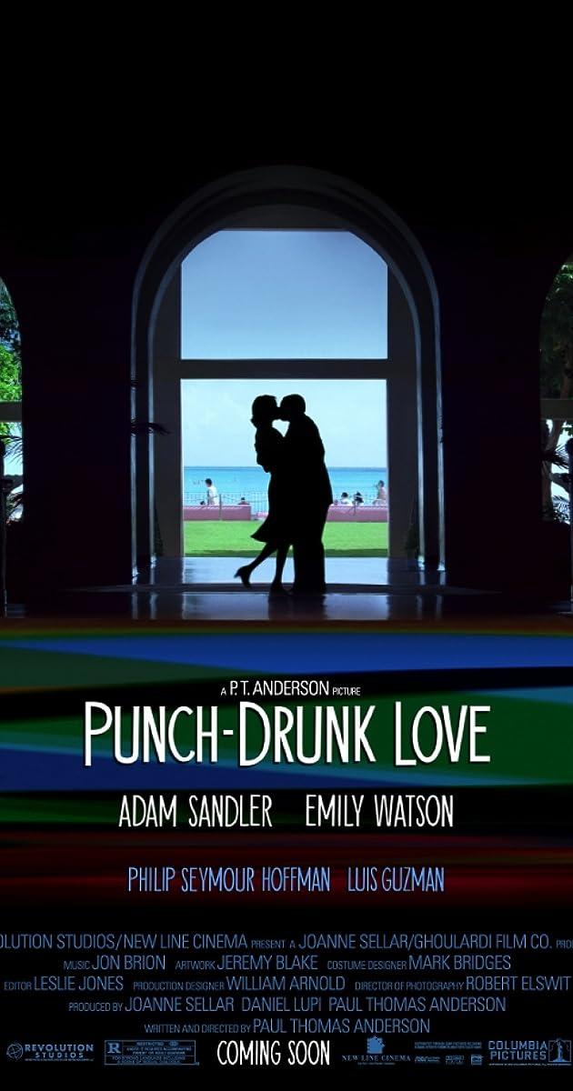 Subtitle of Punch-Drunk Love