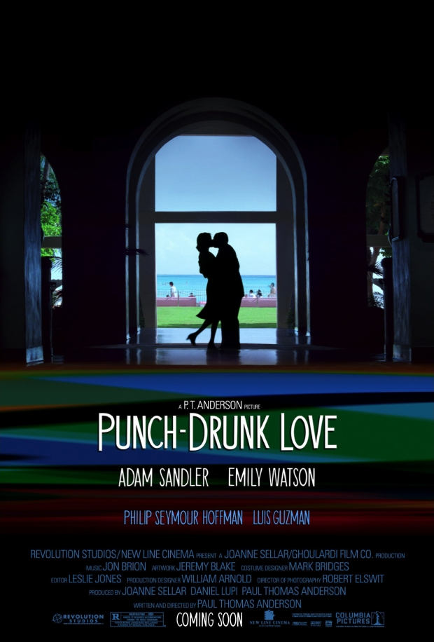 Punch-Drunk Love (2002) BluRay 480p, 720p & 1080p