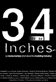 34 Inches Poster