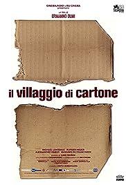 Il villaggio di cartone Poster