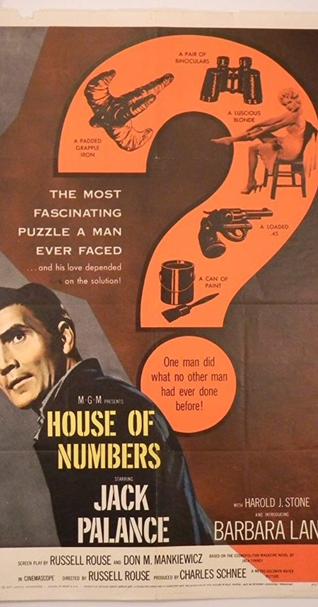 Image result for house of numbers