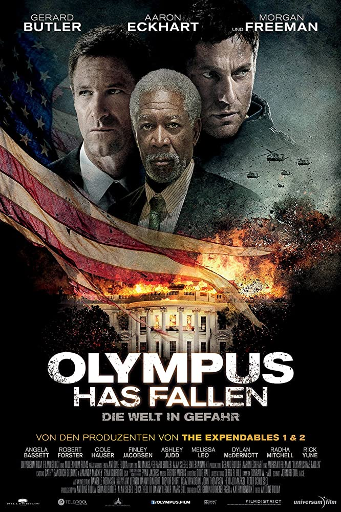 Olympus Has Fallen (2013) Hindi Dubbed