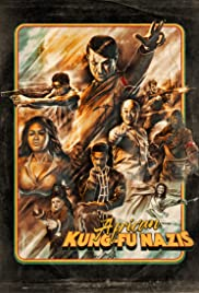 African Kung-Fu Nazis Poster