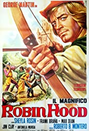 The Magnificent Robin Hood Poster