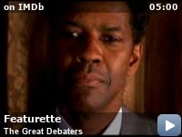 the great debaters character analysis
