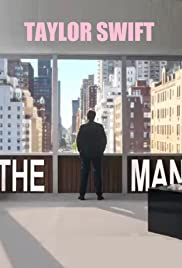Taylor Swift: The Man Poster