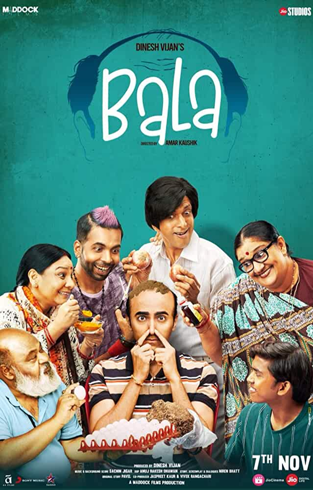 Download Bala Latest Bollywood Movies