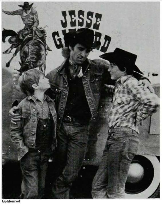 Tony Lo Bianco, Andrew Ian McMillan, and Will Darrow McMillan in Goldenrod (1976)
