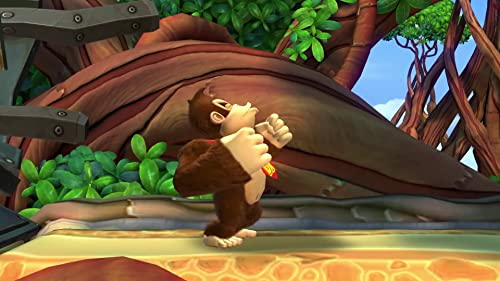 Donkey Kong Country: Tropical Freeze Nintendo Switch Gameplay Trailer