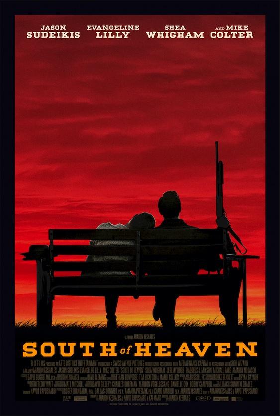 Phim Phía Nam Của Thiên Đường - South of Heaven (2021)