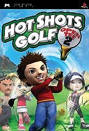 Hot Shots Golf: Open Tee 2 Poster
