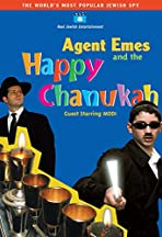 Agent Emes 5: Agent Emes and the Happy Chanukah