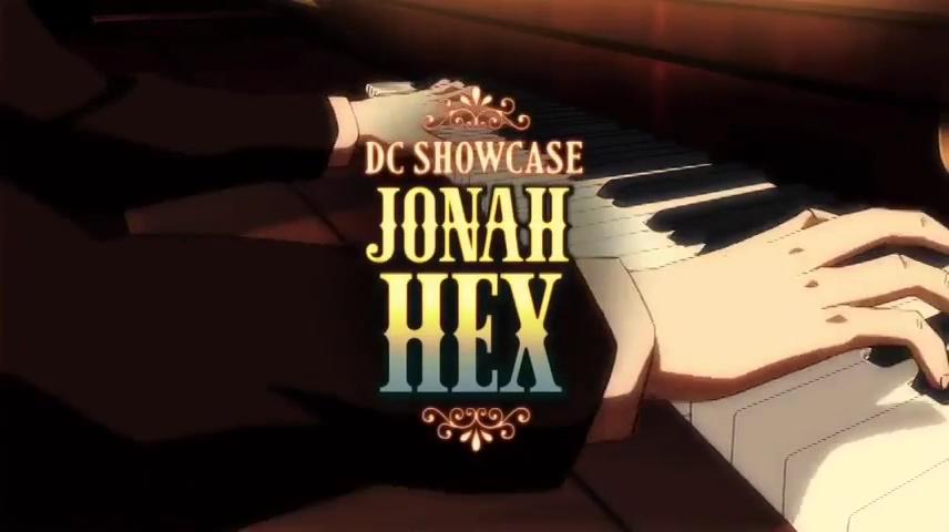 jonah hex dc showcase