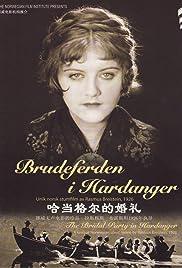 Brudeferden i Hardanger Poster