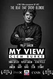 My View: Clem Burke Poster