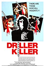 The Driller Killer (1979) Poster - Movie Forum, Cast, Reviews