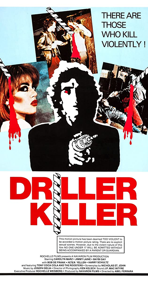 The Driller Killer (1979) - The Driller Killer (1979) - User Reviews