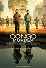 The Congo Murders Poster