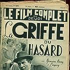 Germaine Aussey, Pierre Larquey, and Denise Jovelet in La griffe du hasard (1937)
