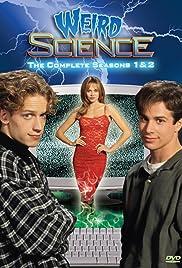 Weird Science Poster