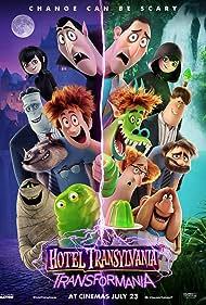 Movie Poster for Hotel Transylvania 4.