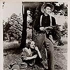 John Wayne and Betty Field in The Shepherd of the Hills (1941)