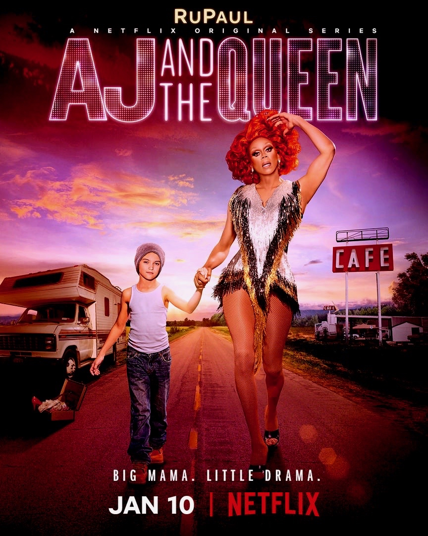 Izzy G. stars in Netflix's AJ and The Queen.