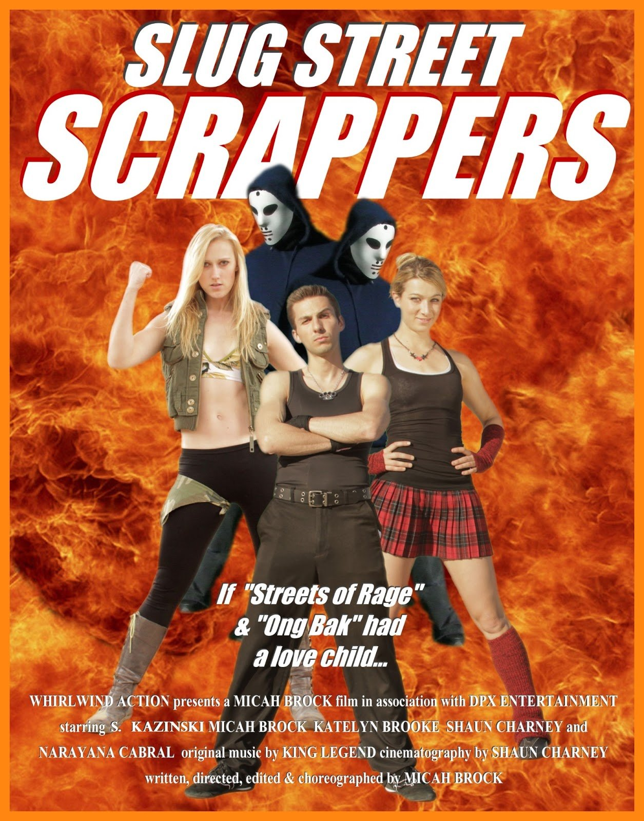 Slug Street Scrappers