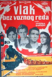 Vlak bez voznog reda Poster