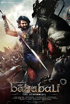 Bahubali: The Beginning (2015)