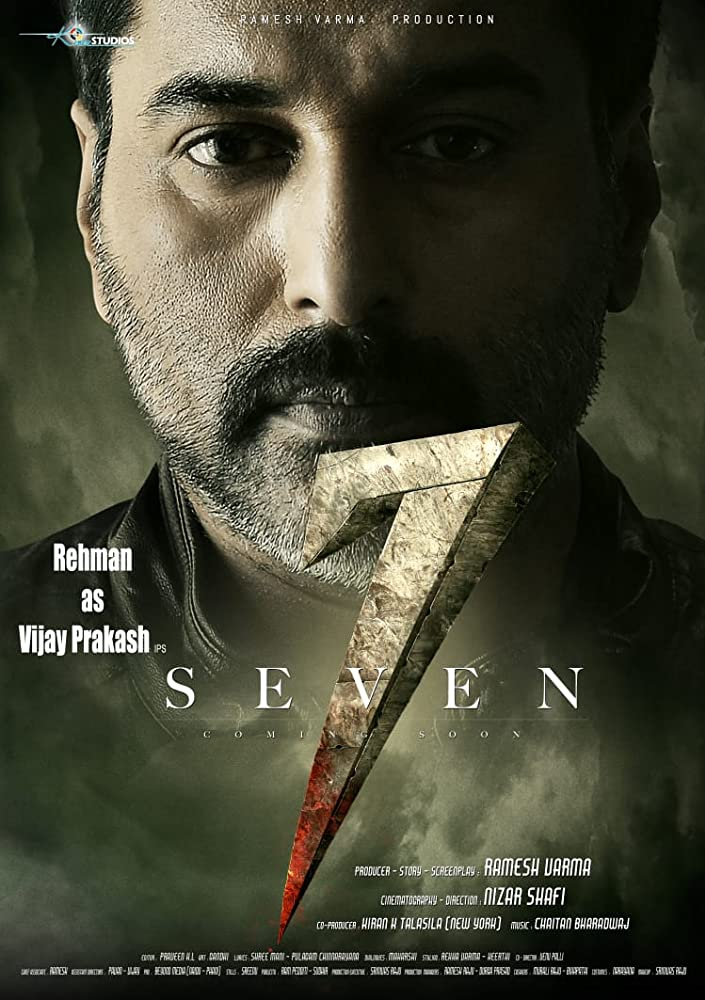 7-Seven (2019) Hindi Dubbed 720p HDRip 1.5GB
