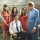 Mel Novak, Jamisin Matthews, Ban-ya Choi, Serena Sun, and Amy Shi in Tales of Frankenstein (2018)