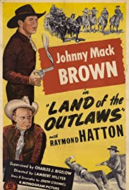 Land of the Outlaws Poster