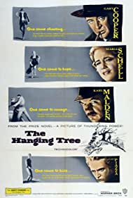 Gary Cooper in The Hanging Tree (1959)