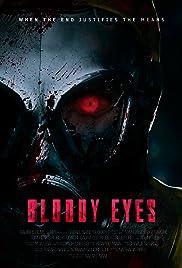 Bloody Eyes Poster