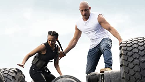 No matter how fast you are, no one outruns their past.  Dom Toretto is leading a quiet life off the grid with Letty and his son, little Brian, but they know that danger always lurks just over their peaceful horizon. This time, that threat will force Dom to confront the sins of his past if he's going to save those he loves most. His crew joins together to stop a world-shattering plot led by the most skilled assassin and high-performance driver they've ever encountered: a man who also happens to be Dom's forsaken brother, Jakob.   The action hurtles around the globe--from London to Tokyo, from Central America to Edinburgh, and from a secret bunker in Azerbaijan to the teeming streets of Tbilisi. Along the way, old friends will be resurrected, old foes will return, history will be rewritten, and the true meaning of family will be tested like never before.