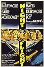 Night Flight (1933) Poster