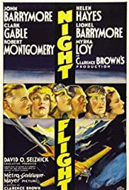 Night Flight Poster