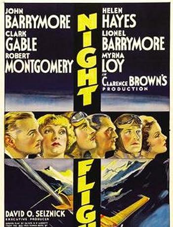 Night Flight (1933) 1080p
