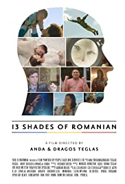 13 Shades of Romanian Poster