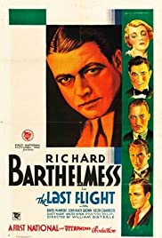 The Last Flight(1931) Poster - Movie Forum, Cast, Reviews