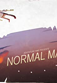 Normal Man Poster