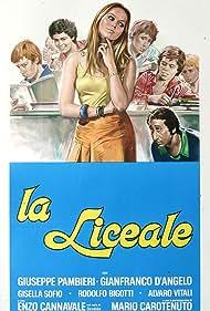 Gloria Guida in La liceale (1975)