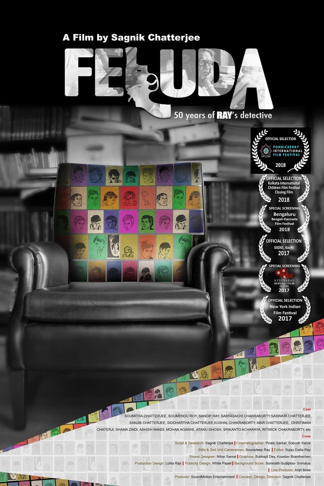 "Feluda: 50 Years Of Ray""s Detective"
