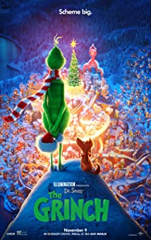 Dr. Seuss' the Grinch (2018)