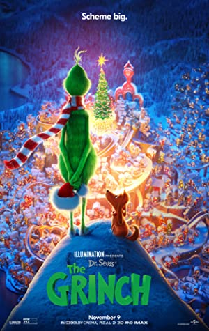 Permalink to Movie The Grinch (2018)