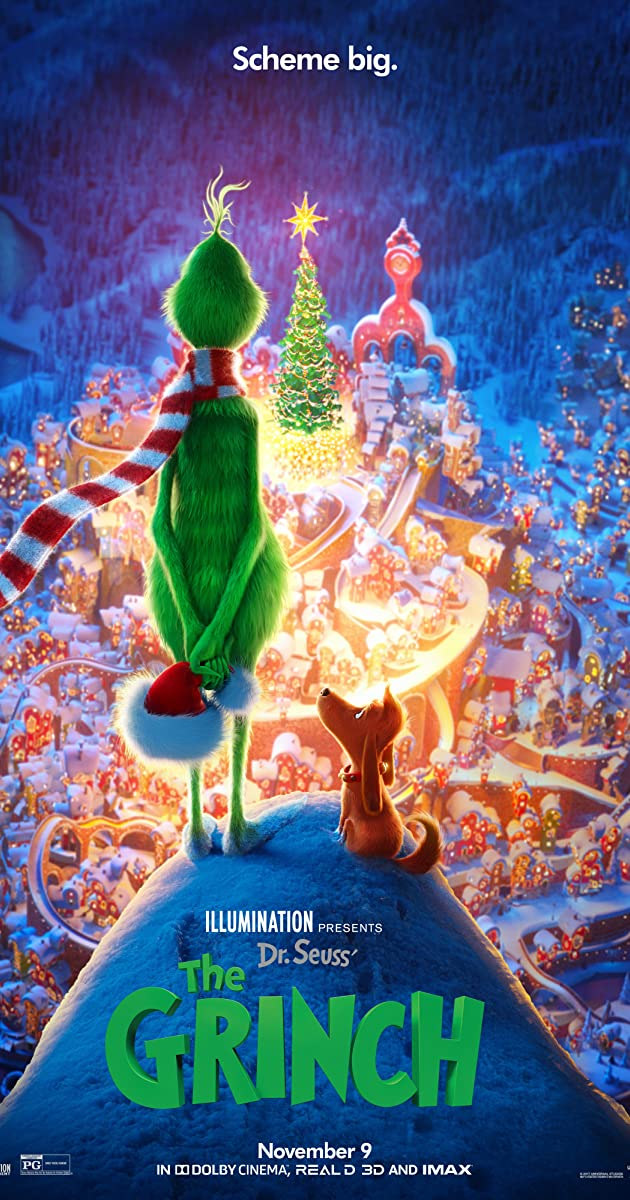 How The Grinch Stole Christmas Trailer 2020 The Grinch (2018)   IMDb