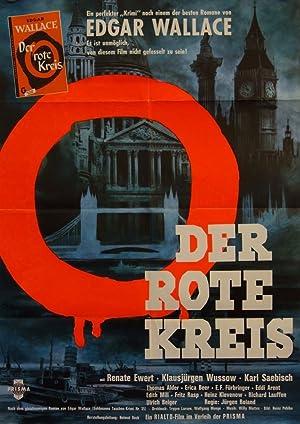 Edgar Wallace - Der rote Kreis (1960) • 11. Juni 2021