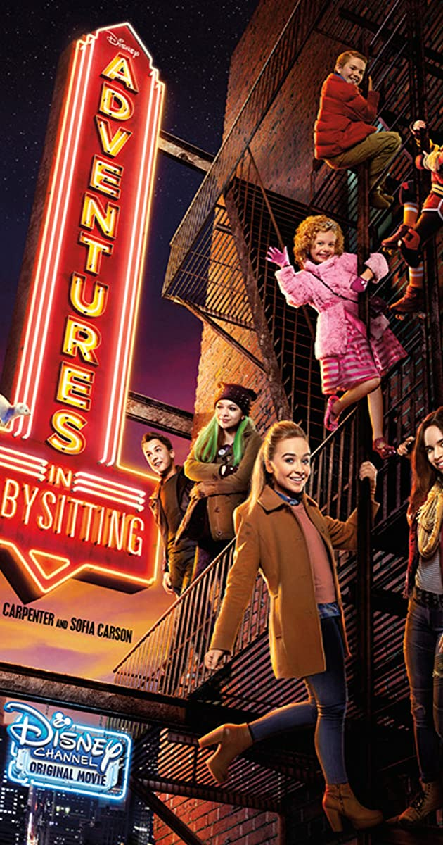 Adventures in Babysitting (TV Movie 2016) - IMDb