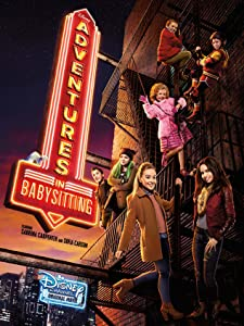 Psp go movie downloads free Adventures in Babysitting by Paul Hoen [1280p]